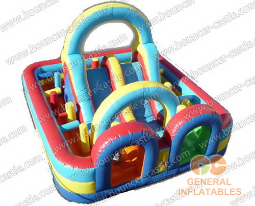 Inflatable Funland Combo