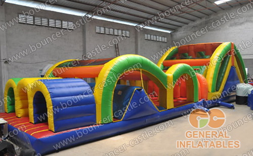 Giant Obstacle Courses