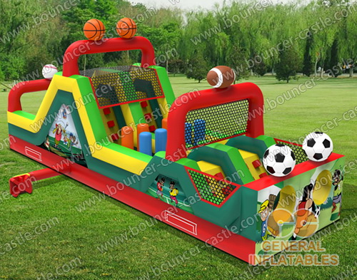 Sport obstacle course