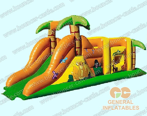 Jungle Courses Inflatable
