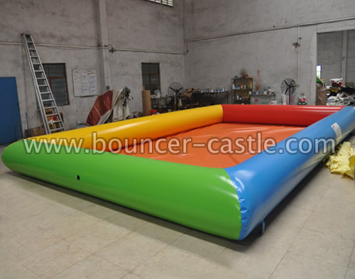 Inflatable Colourful Pool