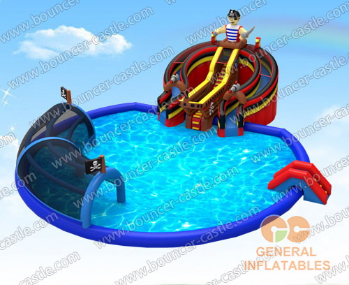 Pirate water park