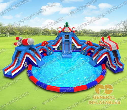 Space water park