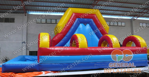 Inflatable Water Racing Game